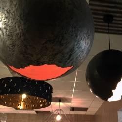 Eclipse lamp groot klein
