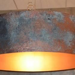 koperoxide drum lamp