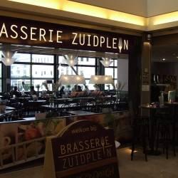 Lampenschirme Brasserie zuidplein