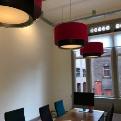 Dubbele hanglampen
