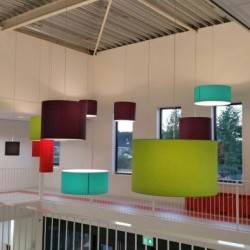 kleuren hanglampen