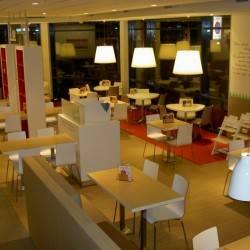Lampenschirme HEMA Restaurant